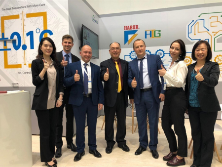 Альянс Форест на стенде HABOR // EMO Hannover 2019