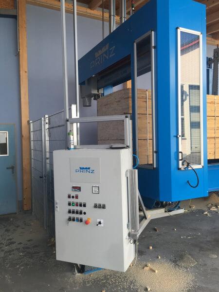 Шкаф управления PRINZ PC120